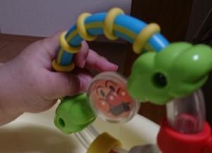 アンパンマン歯固めラトル